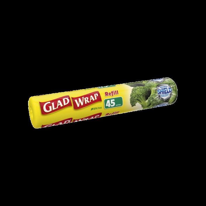 Glad® Wrap 45m Refill