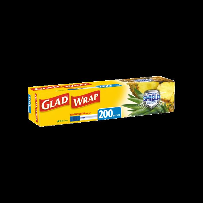 Glad® Wrap 200m Dispenser