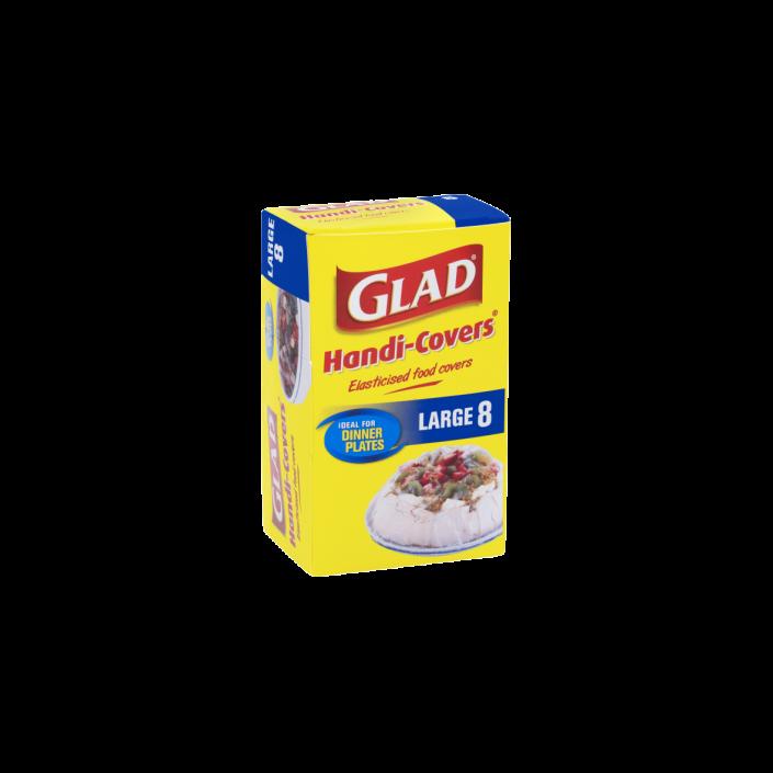 Glad® Handi-Covers® Large 8pk